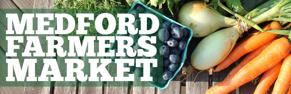 Medford Farmers Market masthead